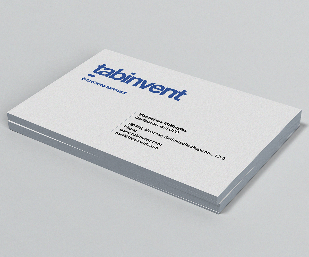 72 serious name card designs it company name card design project