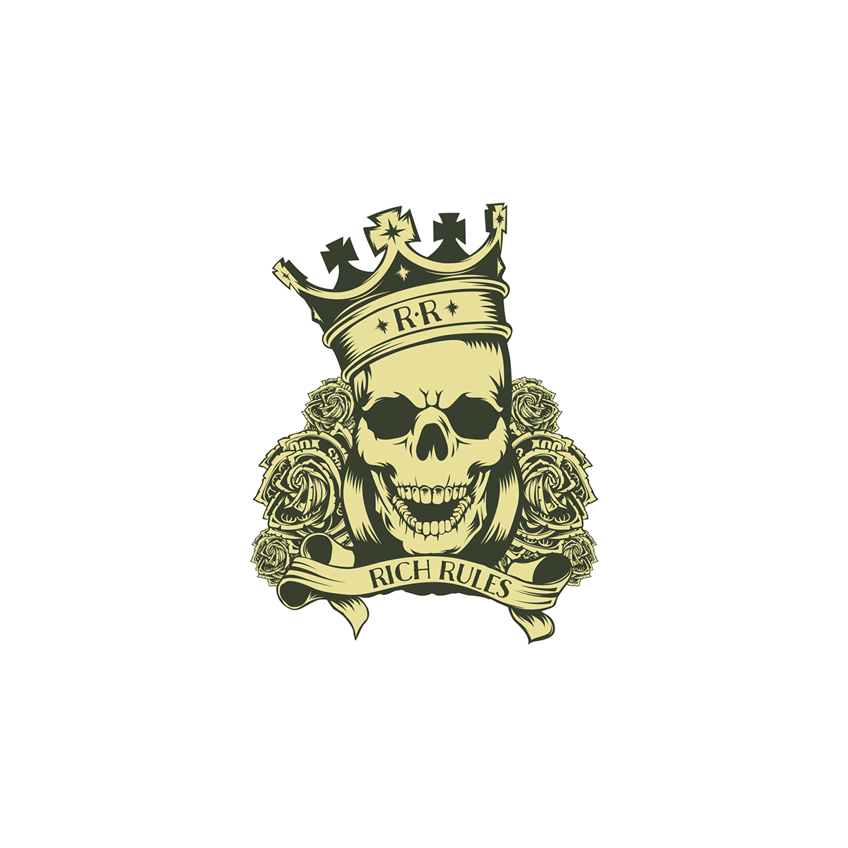 Rich Rules Logo by ArtCrowd™