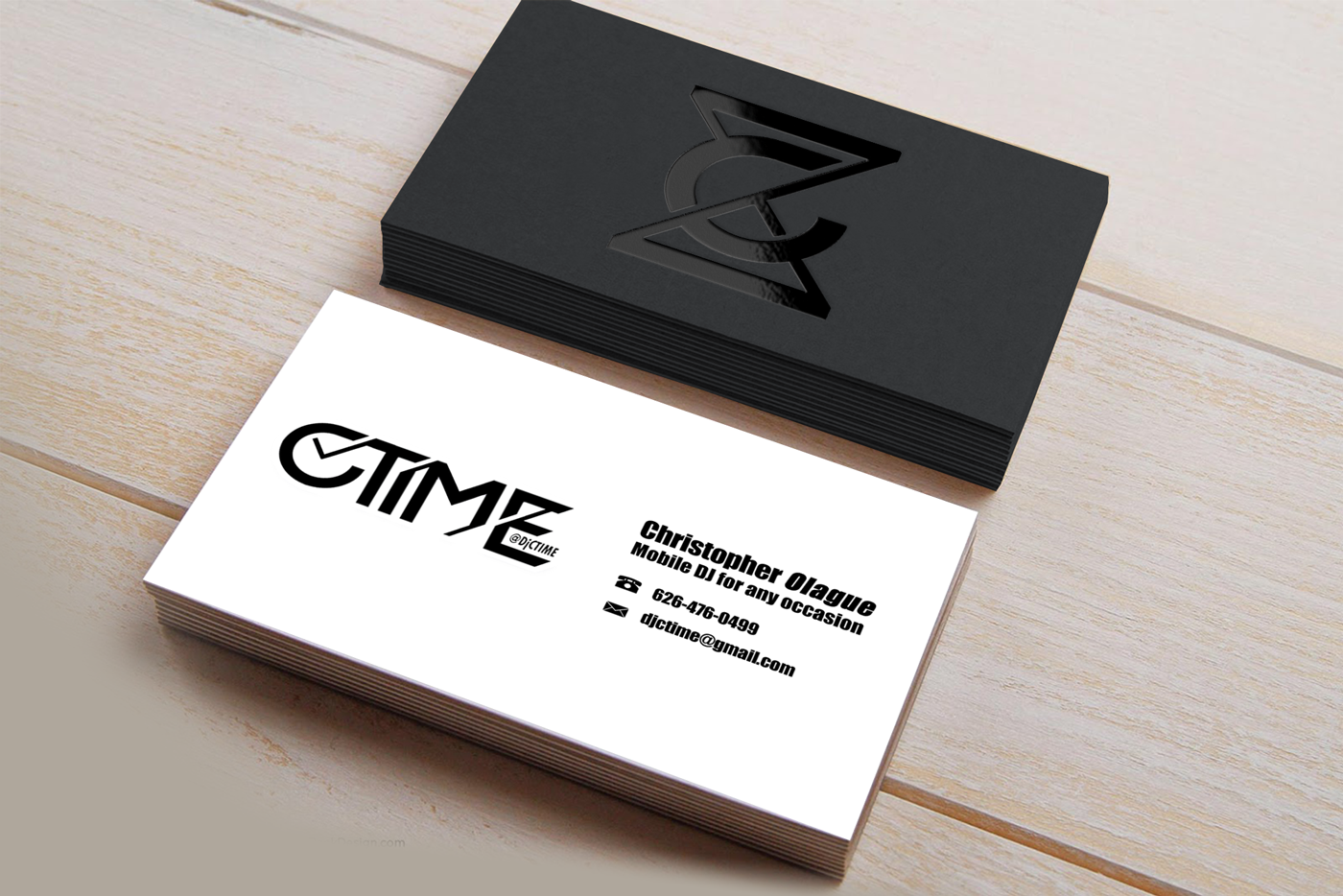 Elegant, Playful, Business Business Card Design for a Company by Riz ...