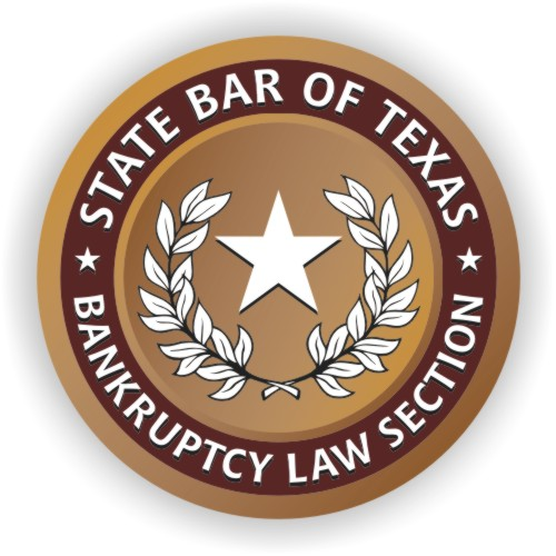 Logo Design job – State Bar of Texas Bankruptcy Section – Winning design by Konsepts Creative