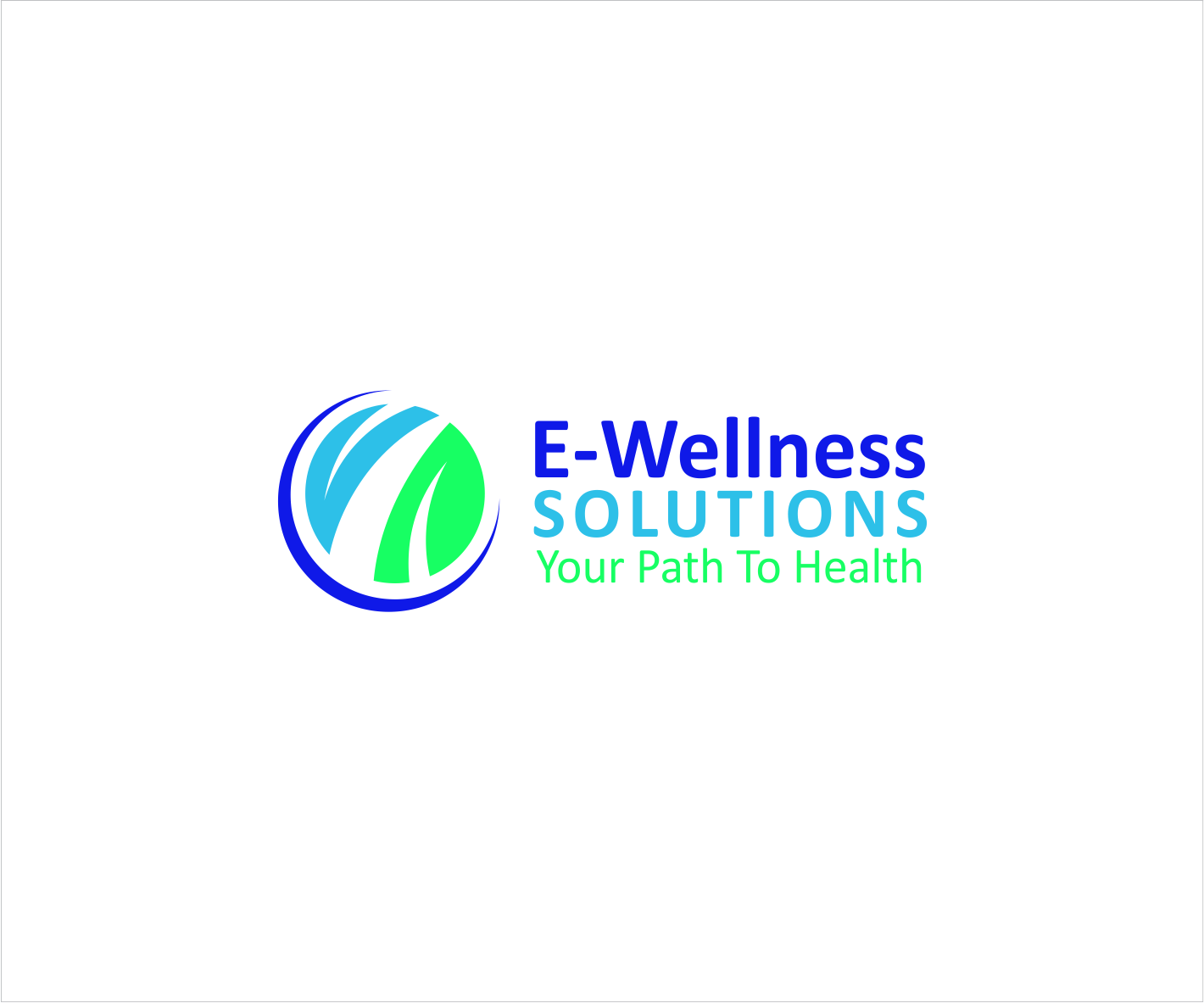 elegant playful health and wellness logo design for your path to rh designcrowd com  health and wellness logo vector