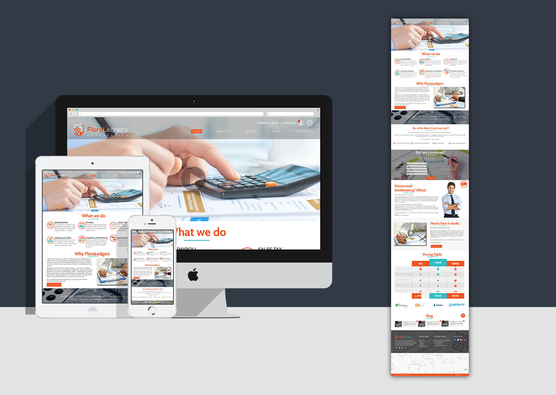 Modern masculine web design for andy martinez by for Masculine web design