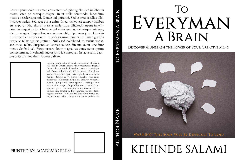 Creative Book Cover Ideas ~ Traditional elegant book cover design for troli international
