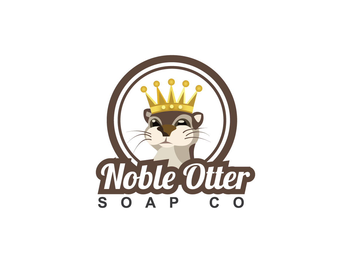 Bold, Personable, Cosmetics Logo Design for Noble Otter ...