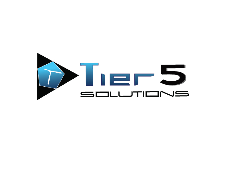 Logo Design by ReckonCreations for Tier 5 Solutions | Design #40875
