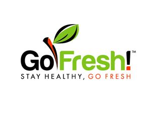 Logo Design job – GoFresh! Logo Design Project***FRESH Food/Fast Food HELP THE WORLD EAT HEALTHY – Winning design by cestudio