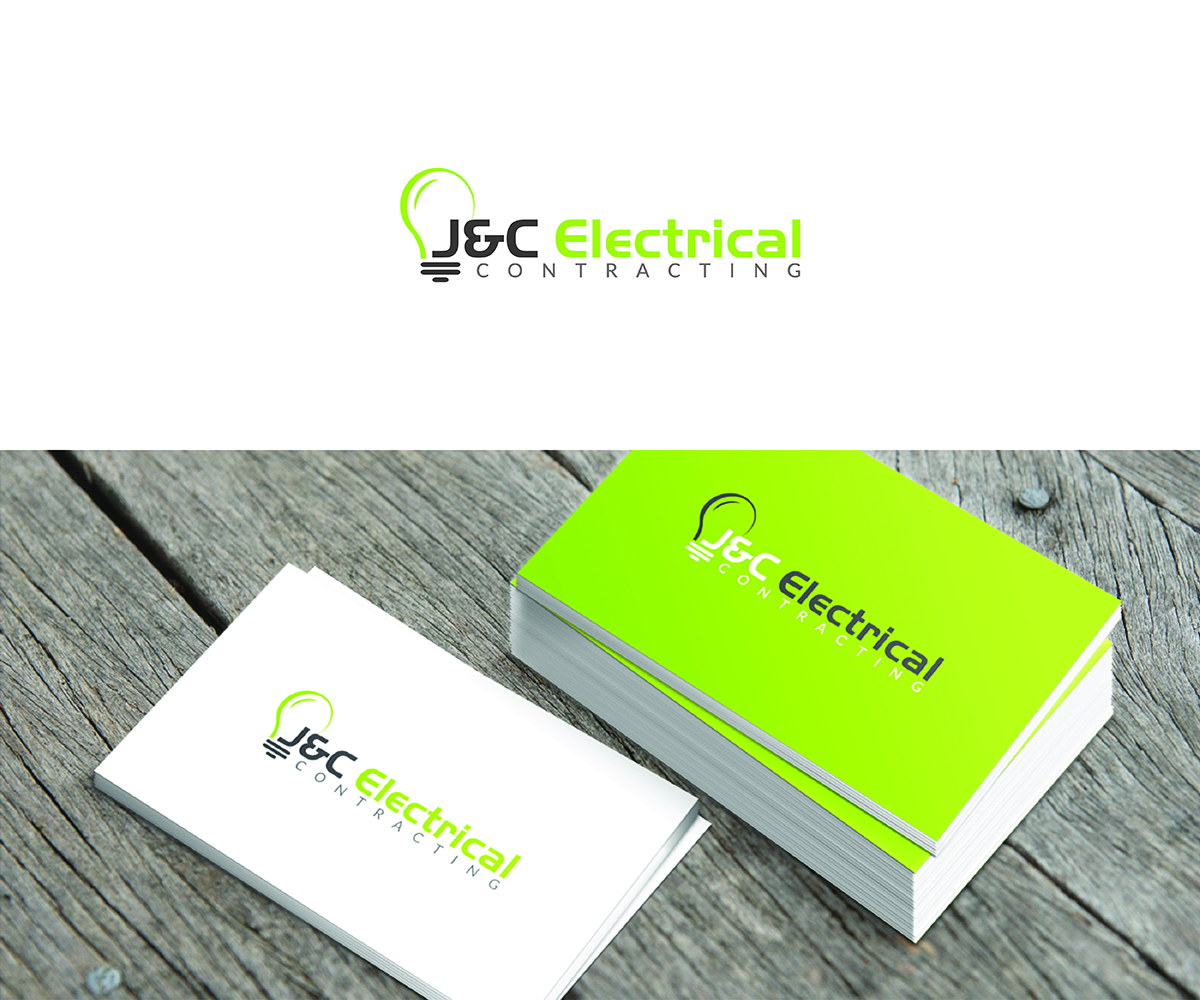 Modern professional electrical logo design for j c electrical logo design by sunny for this project design 15012691 colourmoves