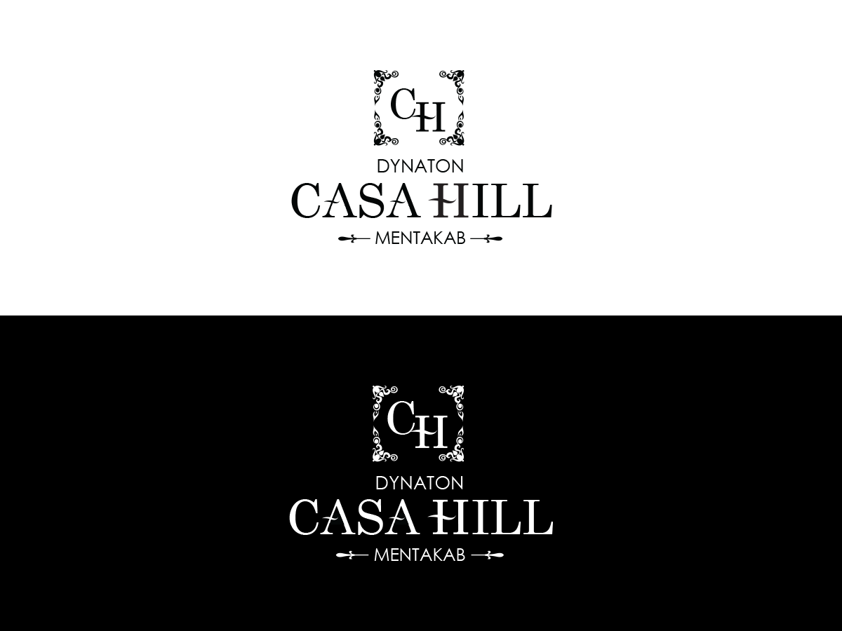 Logo Design For A Premium Bungalow House Development by EVELYN TEE
