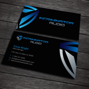 232 professional business card designs electronic business card business card design by sanrell for this project design 14960663 colourmoves