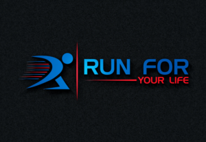 Logo Design by ~F l Design~. Run for your life ...
