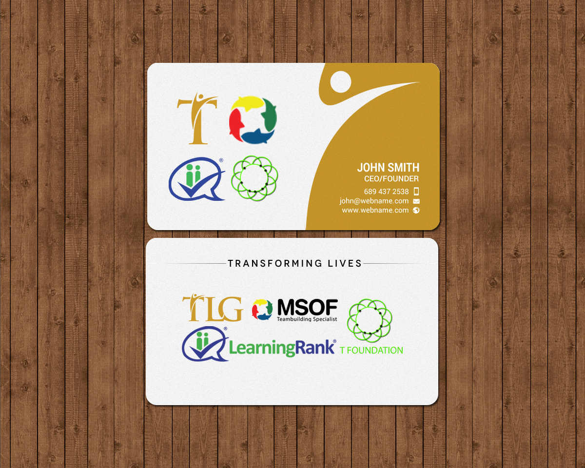 171 Modern Business Card Designs | Business Card Design Project for ...