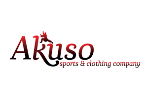 Logo Design job – Akuso Sports and Clothing Company – Winning design by SKevin