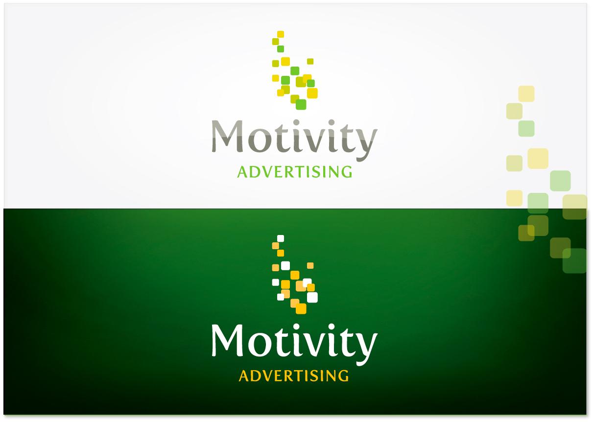 Logo Design job – Motivity Advertising Logo Needed – Winning design by PC Design
