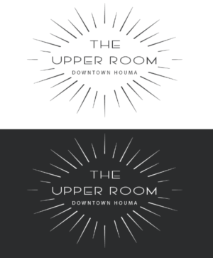 106 traditional bold building logo designs for the upper room a logo design design 15053954 submitted to the upper room piano bar in houma reheart Gallery