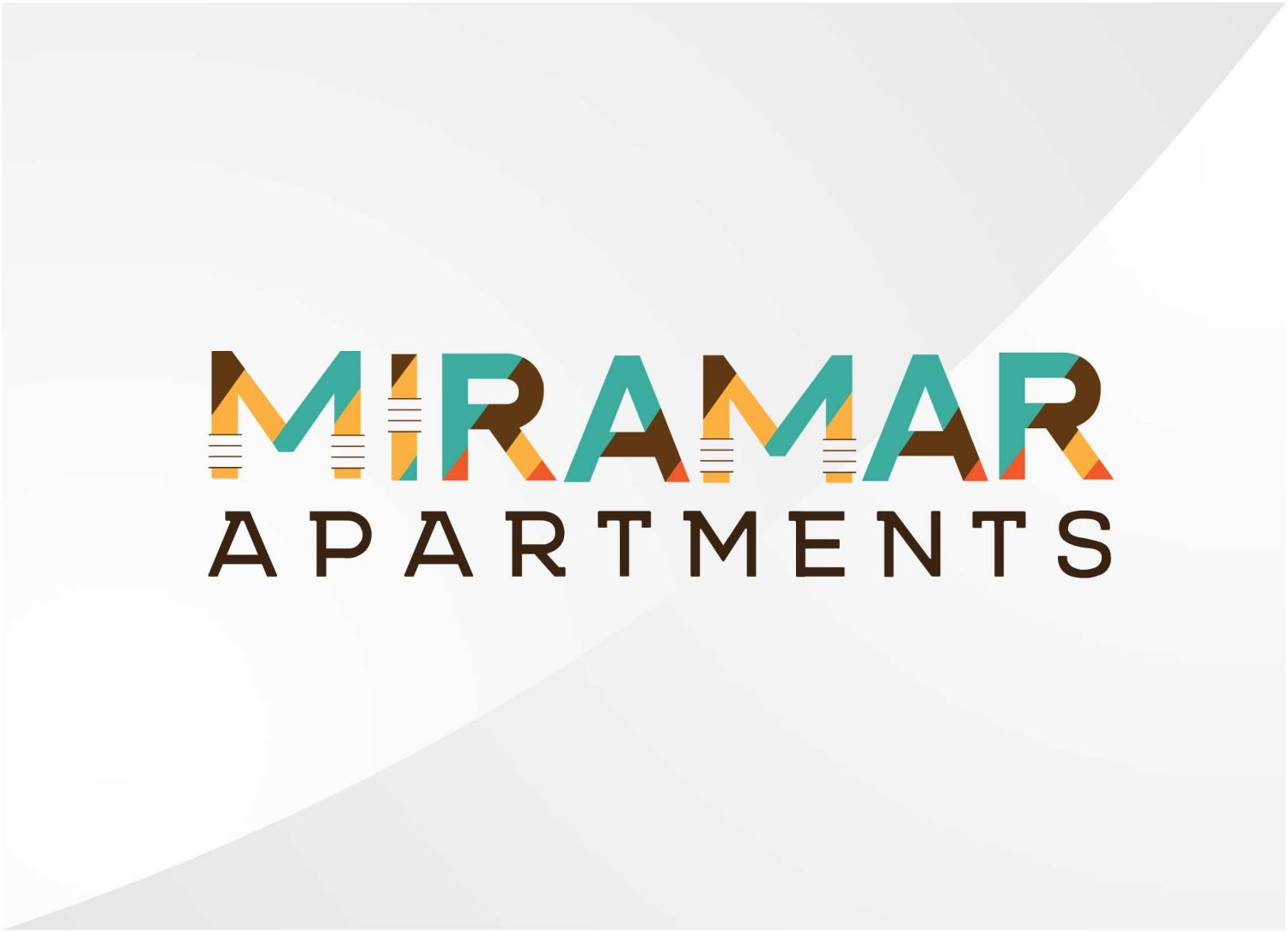 97 colorful bold property logo designs for mirama for Apartment logo design