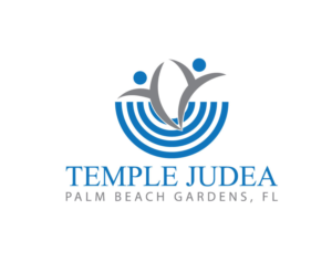 57 Playful Modern Logo Designs For Temple Judea Palm Beach Gardens Fl A Business In United States