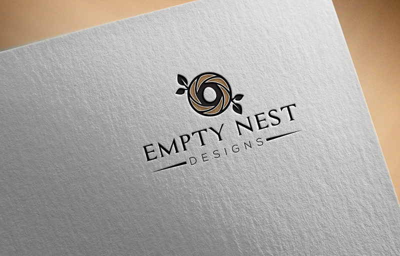 personable feminine it company logo design for empty