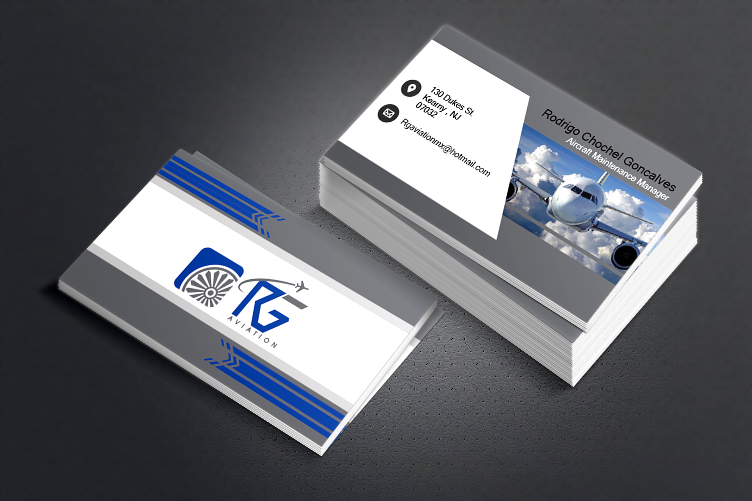 Elegant upmarket aviation business card design for west hudson business card design by loyal designer for west hudson construction llc design 15129757 colourmoves