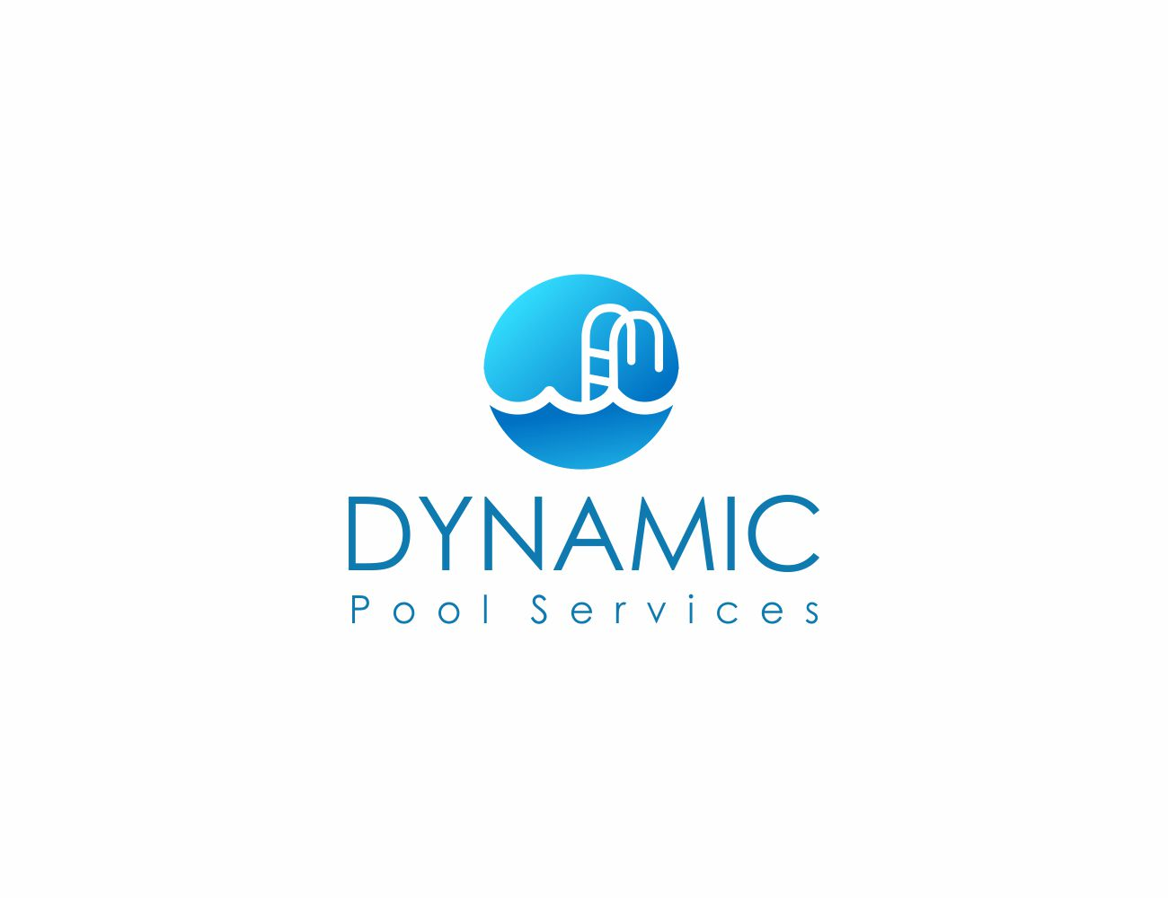 pool service logo. Logo Design By Edu Morente For Dynamic Pool Services | #15055924 Service