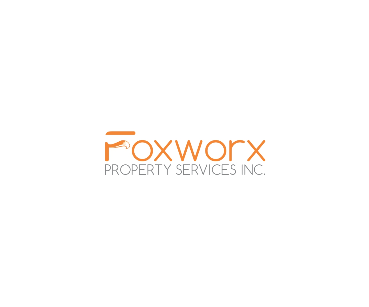 Professional, Masculine, Commercial Logo Design for Foxworx