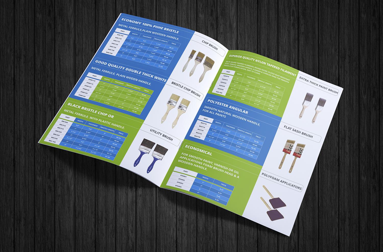 Professionell Elegant Industrial Katalog Design Für A Company Von