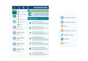 Web Design by sensor - Community Compliance Center