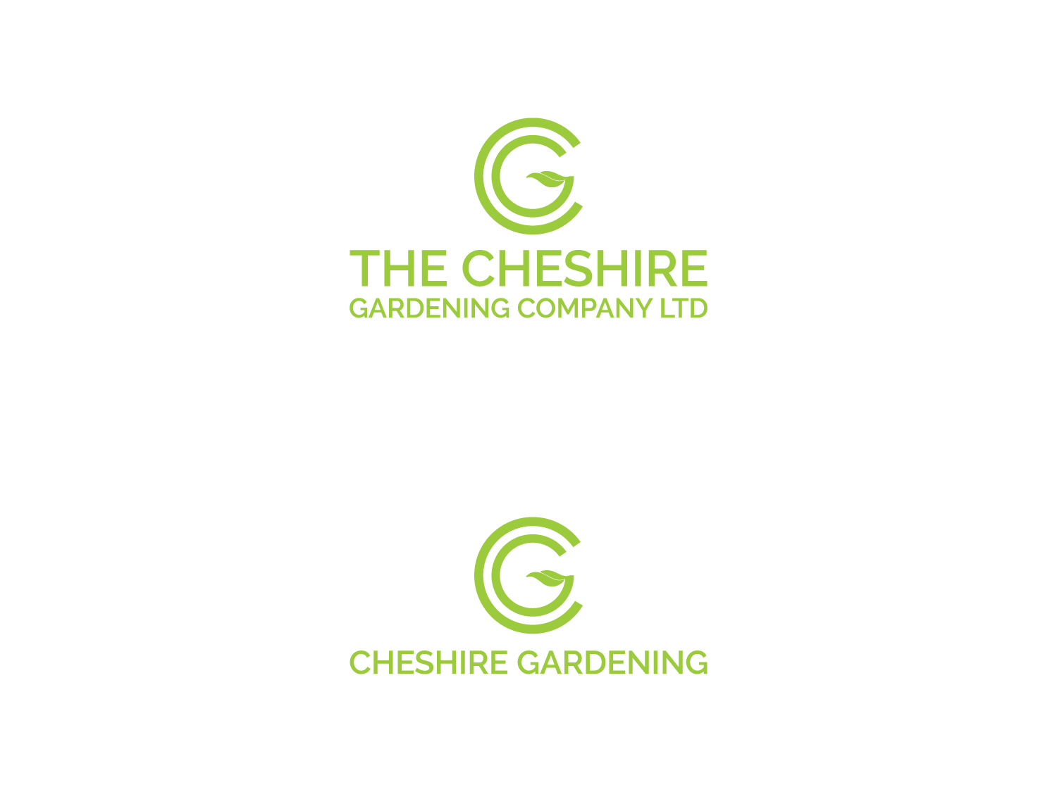 Superieur Logo Design By Jisuvo9 For The Cheshire Gardening Company Ltd | Design  #15100416