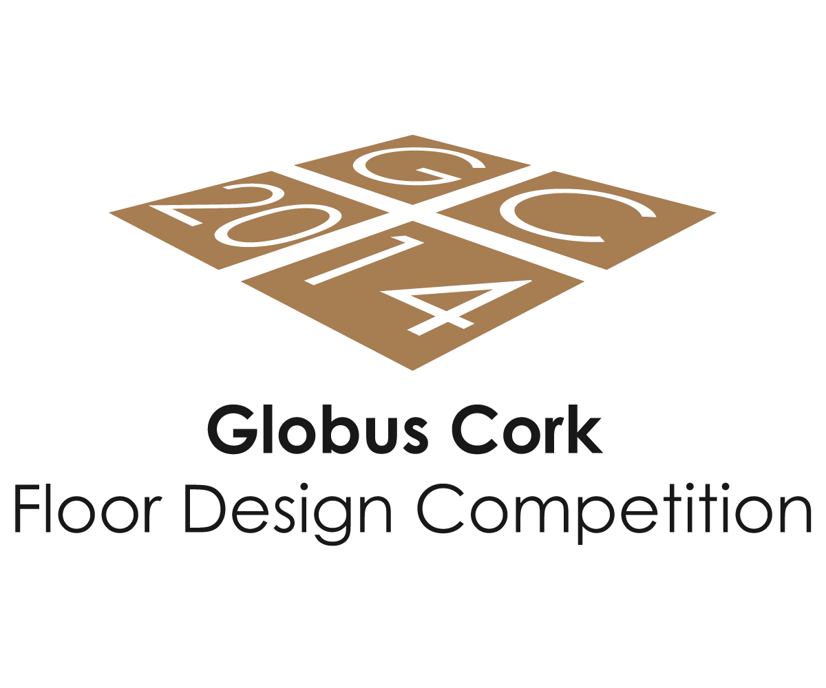 serious modern logo design for globus cork floor design. Black Bedroom Furniture Sets. Home Design Ideas