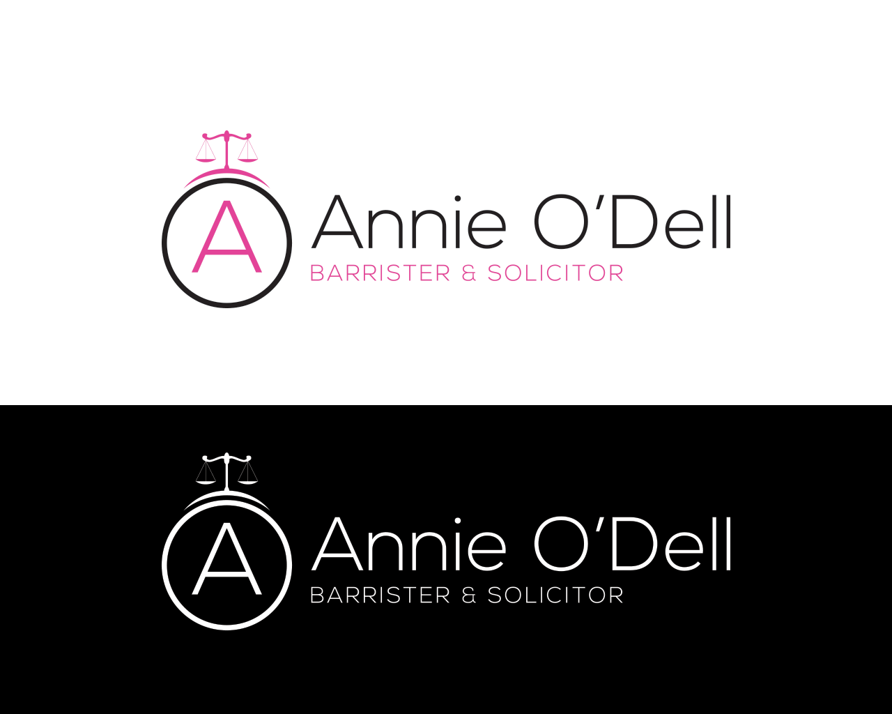 Playful, Bold Business Card Design for Annie O\'Dell by Riz ...