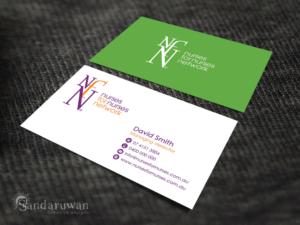 Business business card design for the nurses for nurses network by business card design by sandaruwan for the nurses for nurses network design 15121120 colourmoves