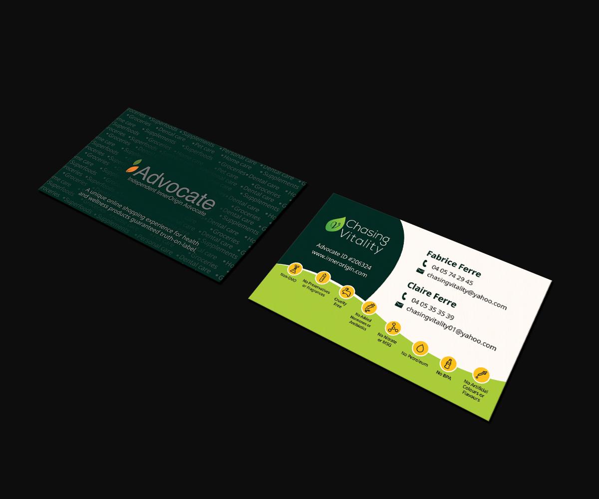 Design De Carte Visite Par JK18 Pour Ce Projet