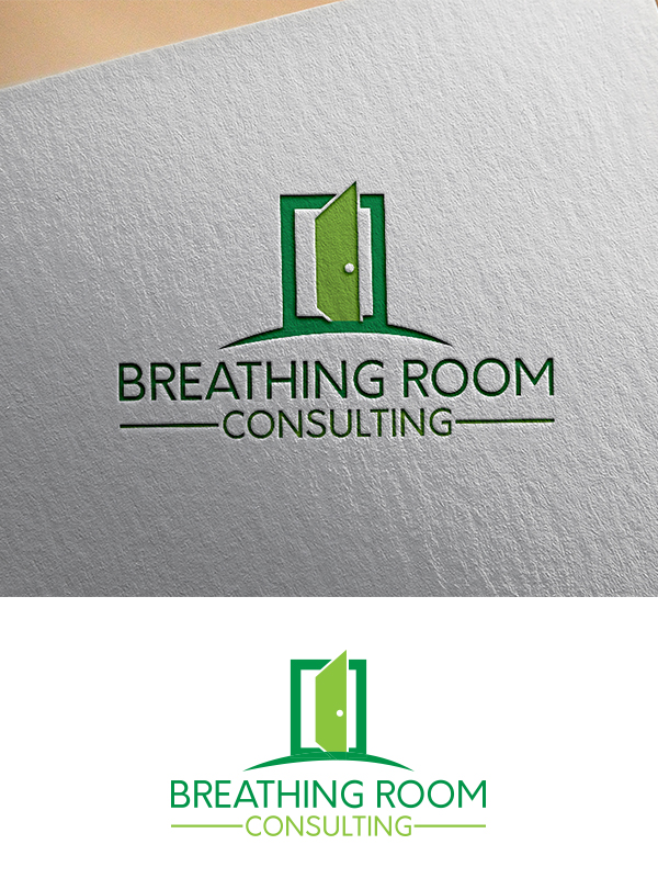 Logo Design By Creative Sheena For Breathing Room Consulting