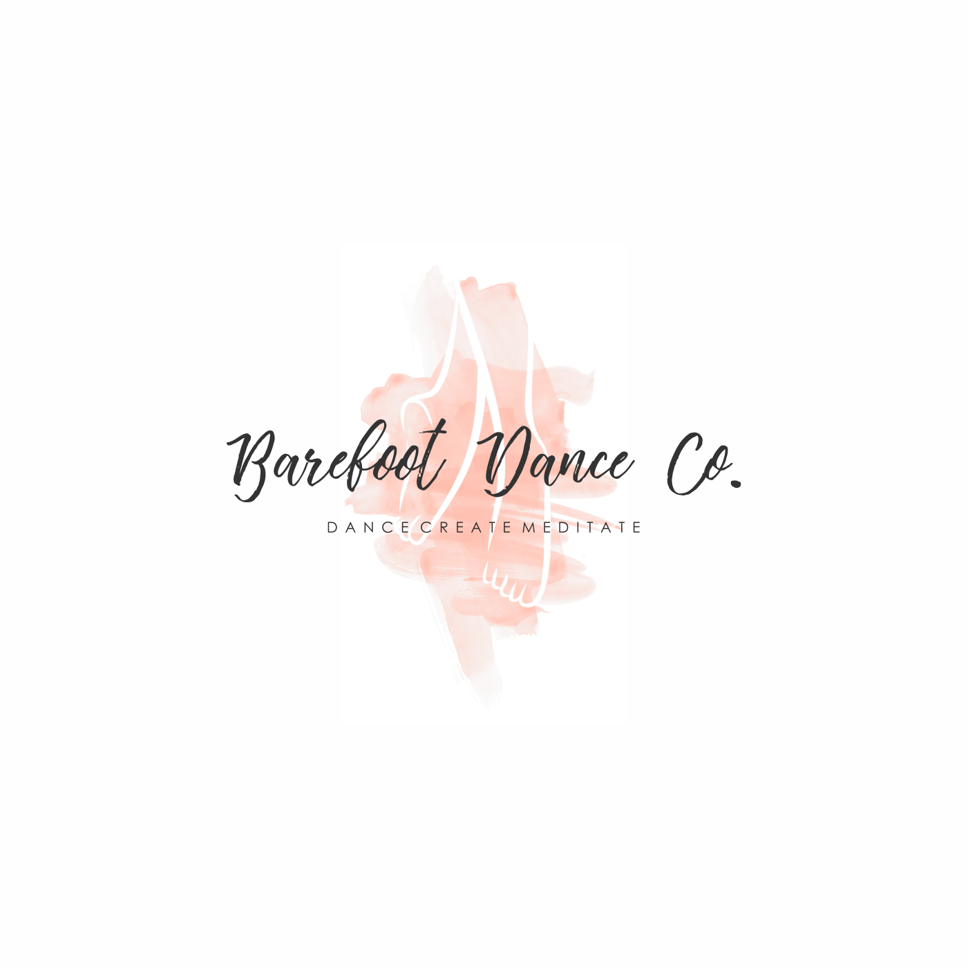 Barefoot Dance Co Logo Design by Gree™