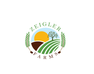 masculine colorful logo design job logo brief for zeigler farms a