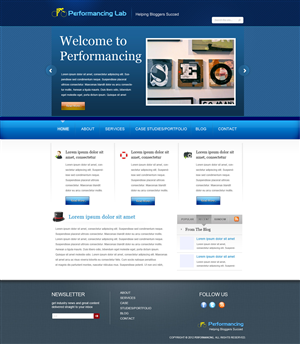 Wordpress Design #588040