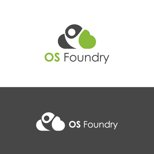 Modern, Bold, Software Logo Design for OS Foundry