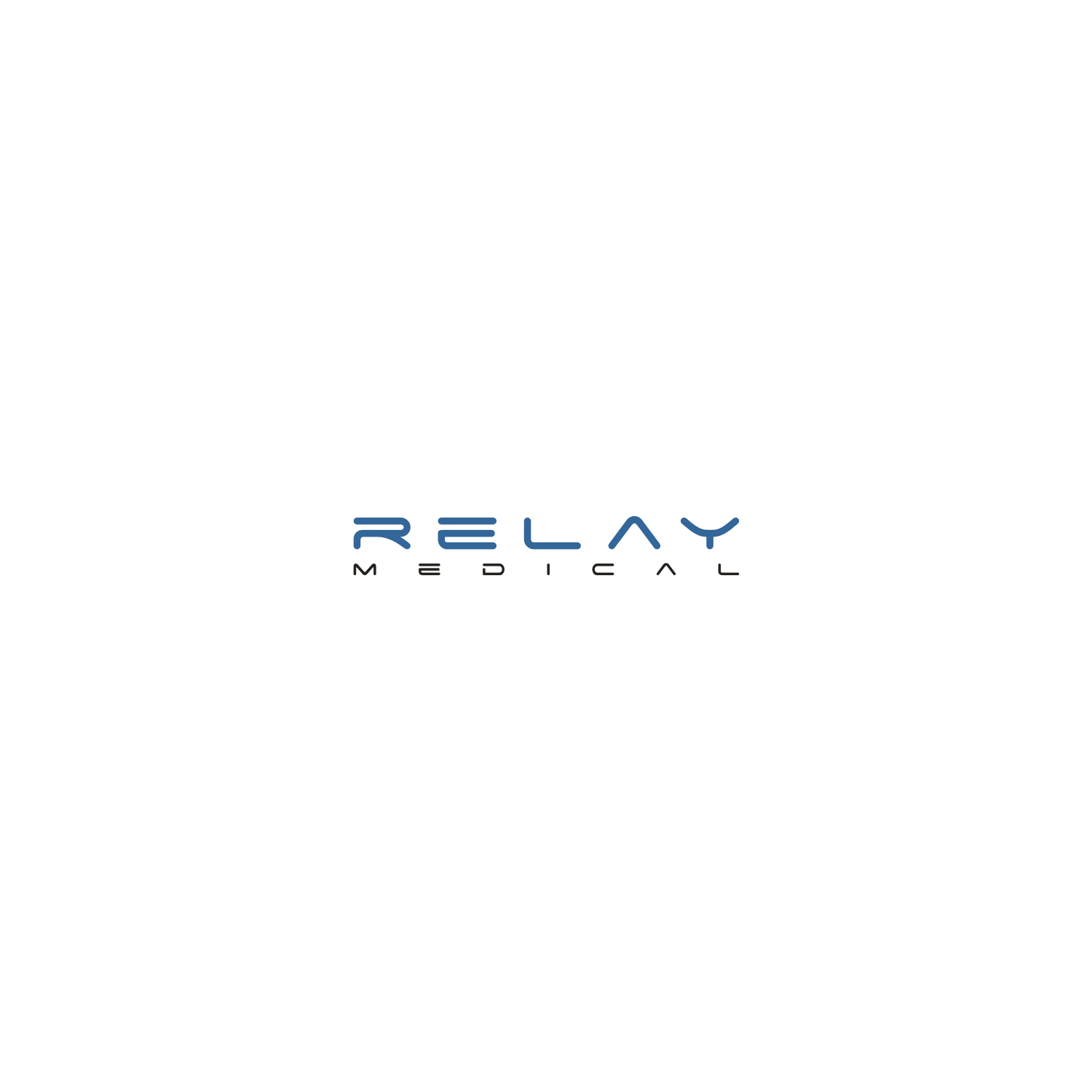 Professional Masculine Health Care Logo Design For Relay Medical Electromagnetic By Dinasti Jin 15159506