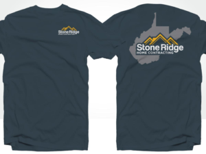 60 Masculine Bold Construction T-shirt Designs for Stone Ridge ...