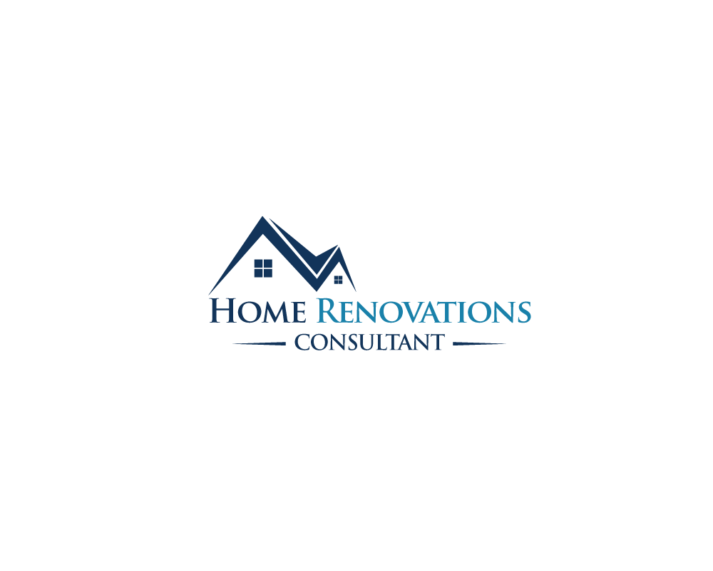 Playful Modern Consultant Logo Design For Home Renovations Consultant By Designr O C Design