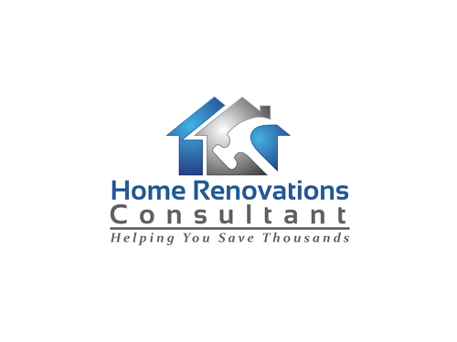 Playful Modern Consultant Logo Design For Home Renovations Consultant By Eddy Design 2611766