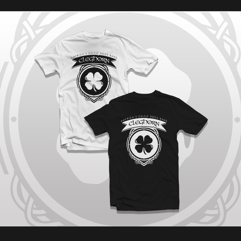 Bold Modern T Shirt Design For Cleghorn By Besonaeral30 Design