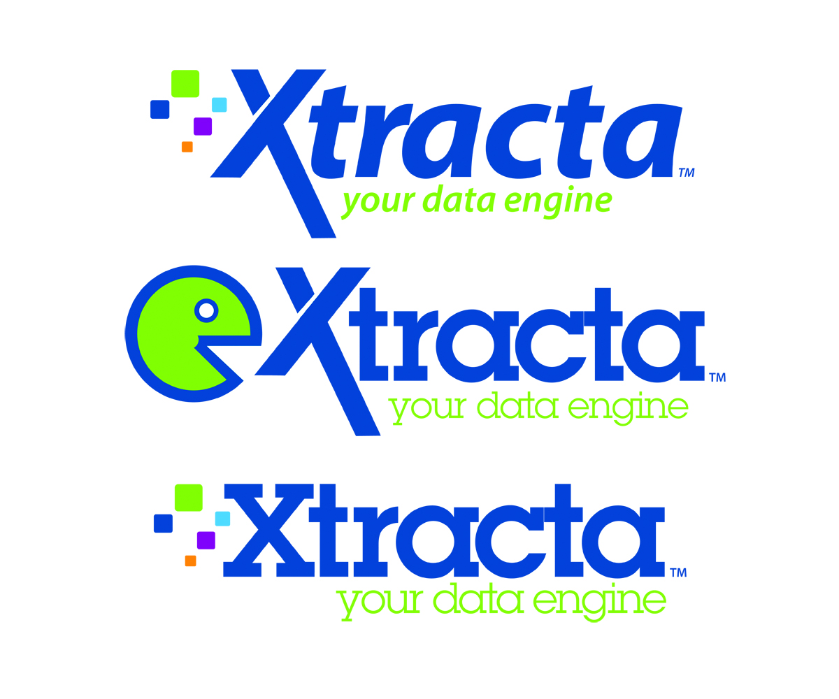 Modern, Bold, It Company Logo and Business Card Design for Xtracta ...