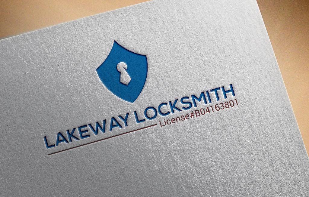 Modern, Upmarket, Locksmith Logo Design for Lakeway locksmith ...