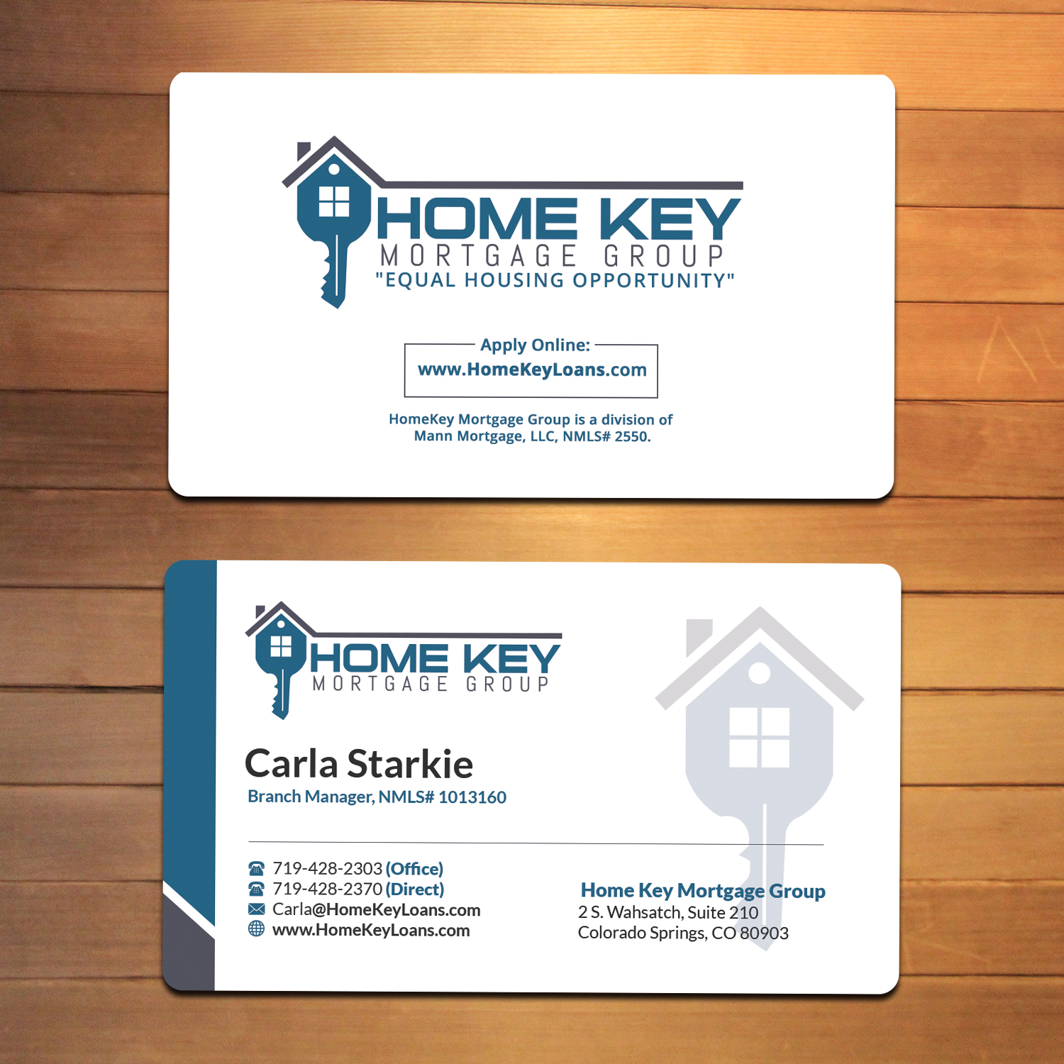 It company business card design for home key mortgage group by business card design by creativmindsja for home key mortgage group design 15232639 reheart Image collections