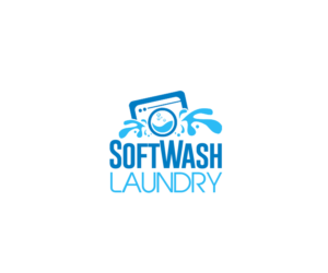 Logo Design 15246297 Submitted To SoftWash Laundry Closed