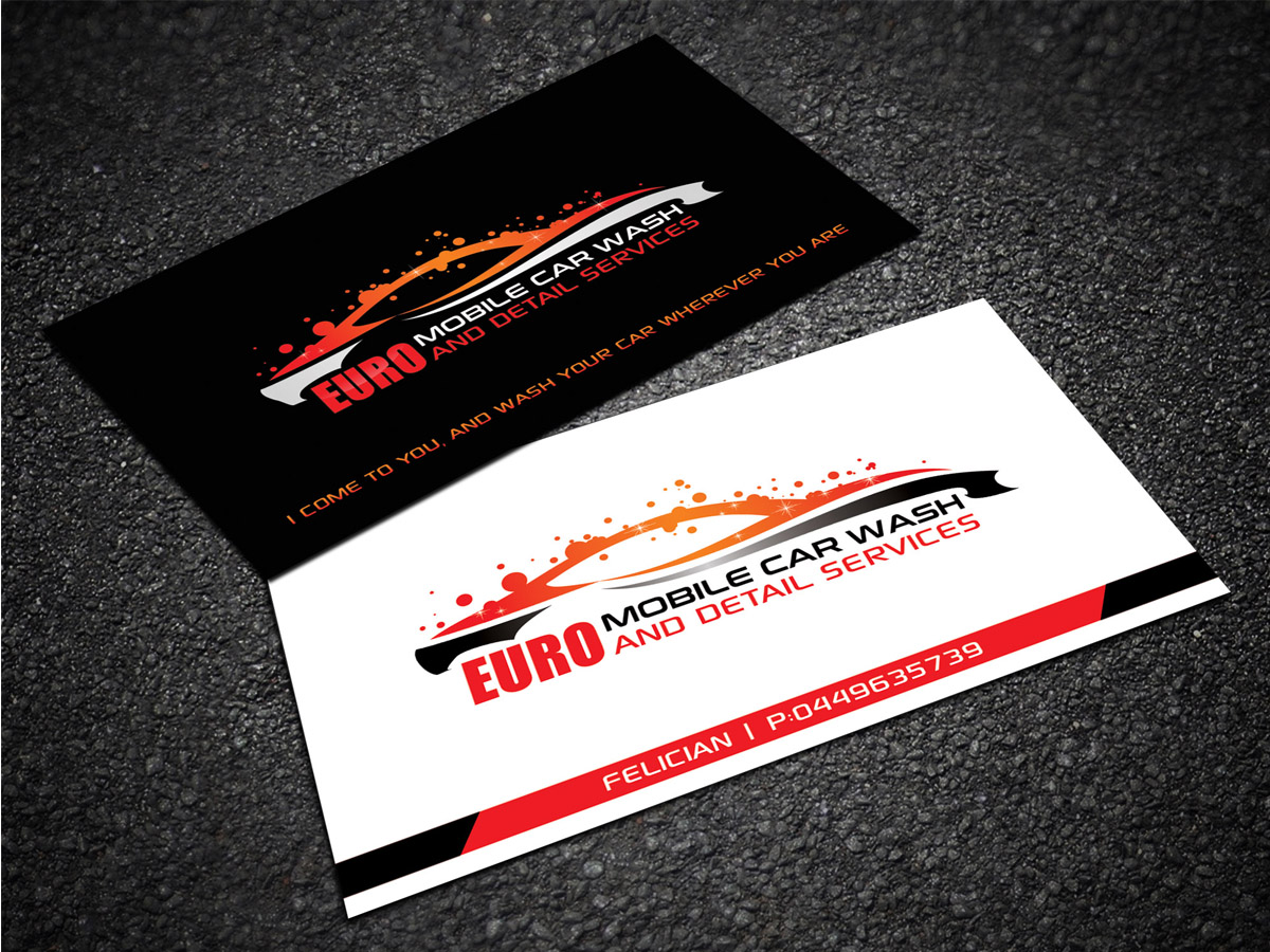 Bold Modern It Company Business Card Design For A Company By