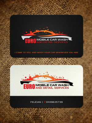 Business Card Design By Sandaruwan For This Project 15246122