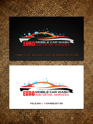 29 Bold Business Card Designs It Company Business Card Design