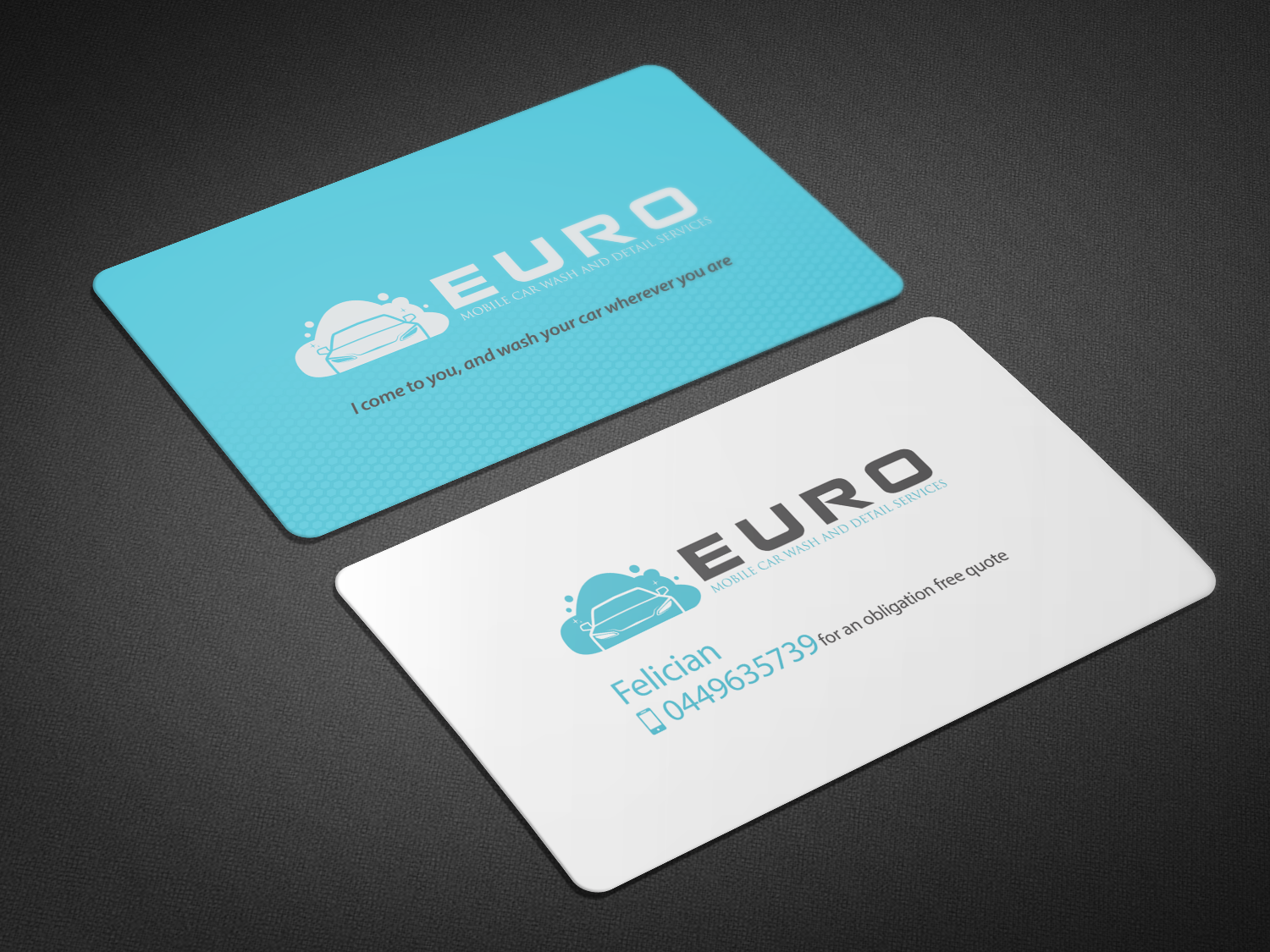 Bold, Modern, It Company Business Card Design for a Company by Riz ...