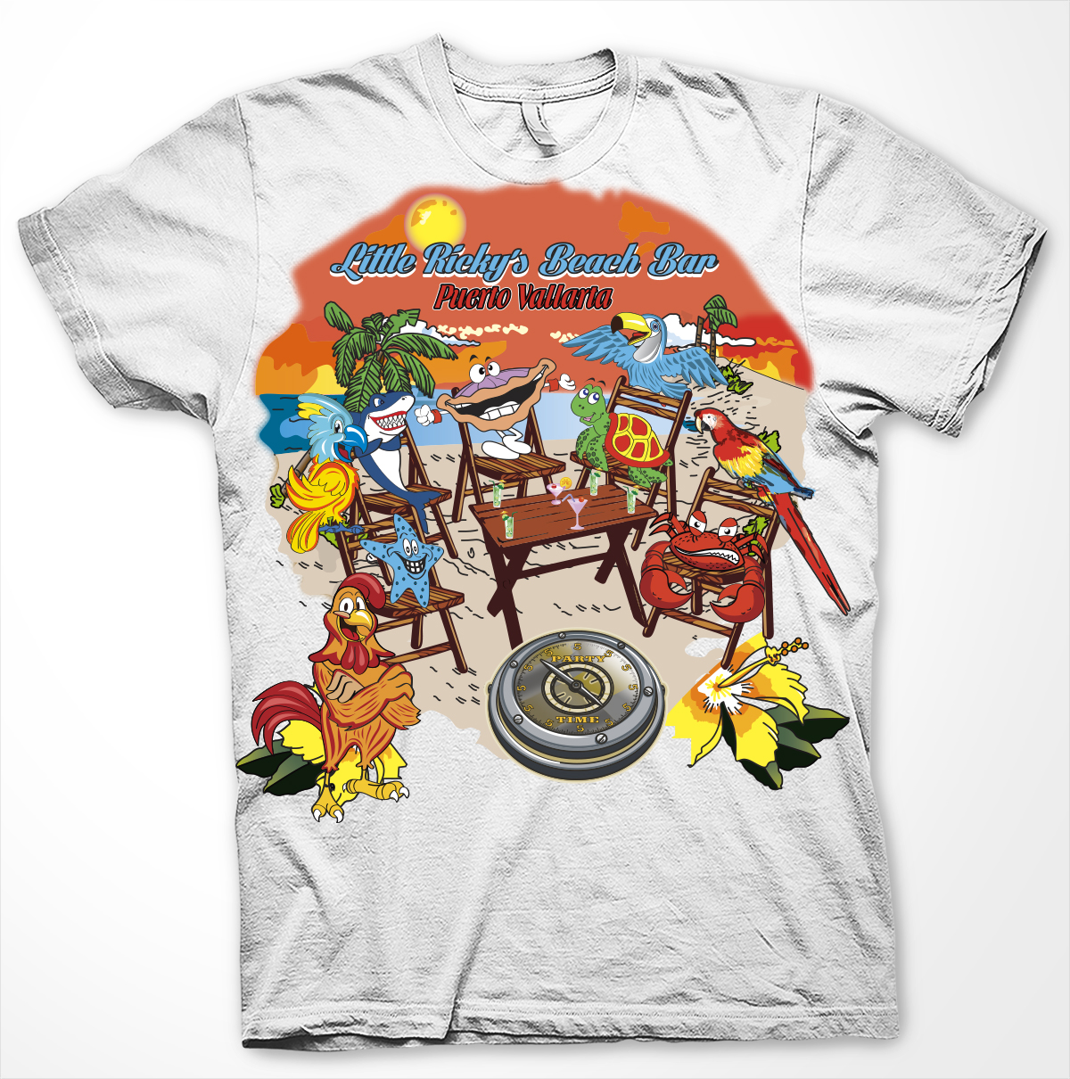 42 professional t shirt designs for a business in united for Restaurant t shirt ideas